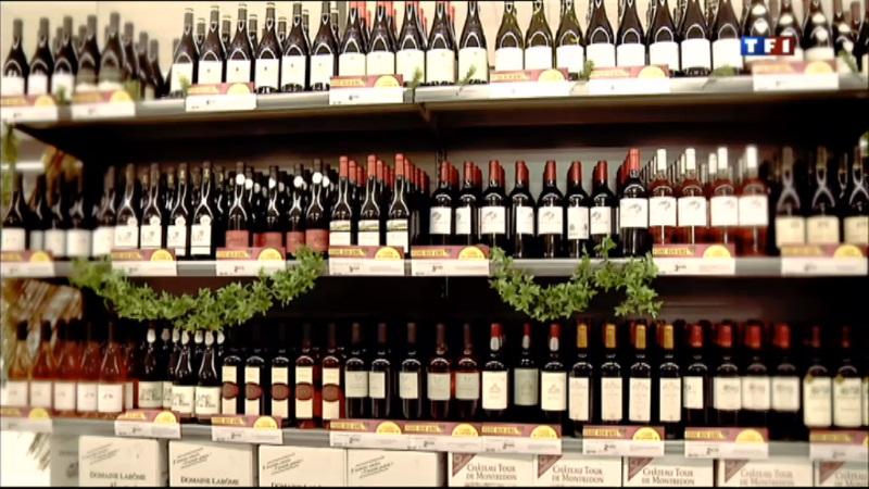 Foire aux vins 2015 etalage
