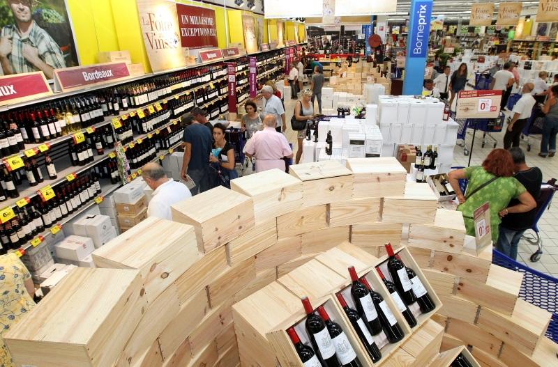 Foire aux vins 2015 vue de haut